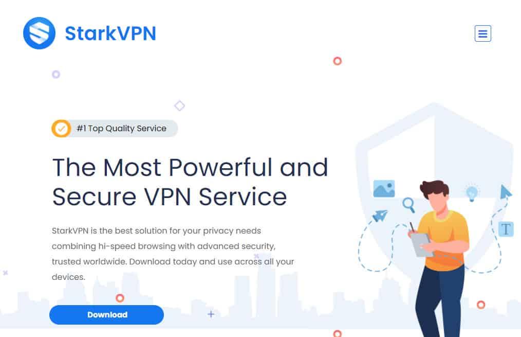 Stark VPN Review.