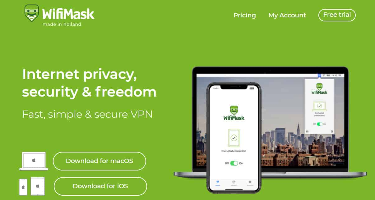 WifiMask VPN review